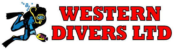 Western Divers LTD. Website